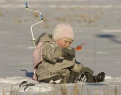 Снасти для ловли со льда и с лодки в отвес (55)
