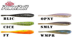 Berkley Power Bait Twitchtail Minnow