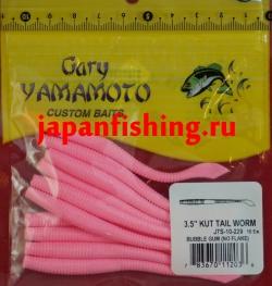 Gary Yamamoto Kut Tail Worm