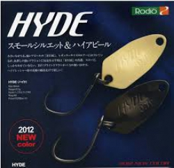 Блесна RodioCraft Hyde