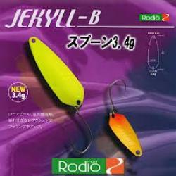 Блесна RodioCraft Jekyll (0.7-3.4g)