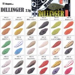 приманка Magnet Dillinger (2.1g)