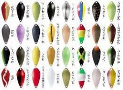 Блесна Daiwa Presso Rave (1.5-3.5g)