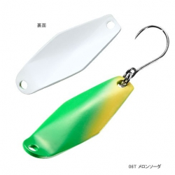 Блесна Shimano Cardiff Wobble Swimmer (1.5-2.5g)