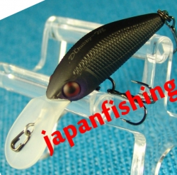 Воблеры Jackall Diving Chubby Minnow-35