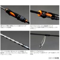 Daiwa Iprimi 64ML 1.5-7g 2-6lb