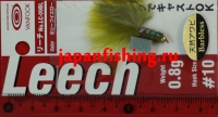 Vanfook Leech 0.8g #10 BL (26634) муха