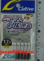 C`ultiva JH-85 1.7g #7 5шт.