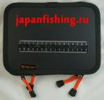 Daiwa Presso кошелёк двойной для блёсен 160х220х40мм
