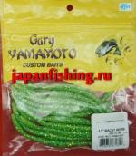 "Gary Yamamoto Wacky Worm 4.5"" (71319) 10шт."