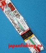 Hamada Shokai 2.5-18g 18см, сторожок-хлыст зел.