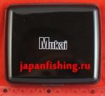 Mukai S 110x95mm Black коробка для блёсен