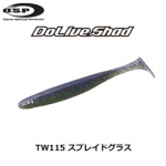 OSP DoLive Shad 4.5` TW-115