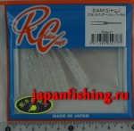Rodiocraft Siam 2inch 004 UV Clear/Silver lame 10шт.