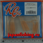 Rodiocraft Siam 2inch 007 Red Glow krill 10шт.