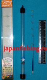 Shimotsuke M/ML 23см, сторожок-хлыст синий