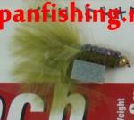 Vanfook Leech 0.8g #10 BL (26610) муха