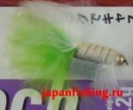 Vanfook Leech 1.2g #8 BL (26719) муха