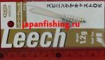 Vanfook Leech 1.2g #8 BL (30938) муха с усами