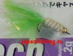 Vanfook Leech 1.2g #8 BL (31300) муха