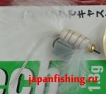 Vanfook Leech 1.8g #8 BL (30013) муха с усами
