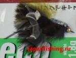 Vanfook Leech 1.8g #8 BL (30051) муха с усами