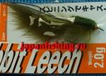 Vanfook Rabbit Leech 2g #8 BL (32697) муха