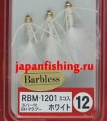 Vanfook Vanz RBM-1201 #12 3шт мухи