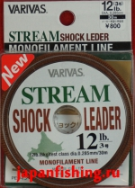 Varivas Stream Shock Leader 12lb 0.285mm 30m моно