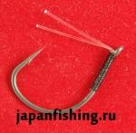 Daiwa Bassers Worm Hook SS G-WKY #2 5шт