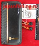 Daiwa Presso-2014 9x18x3cm M(B) кошелёк д/блёсен