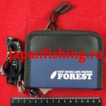 Forest-2017 12.5х9.5х4см blue кошелёк д/