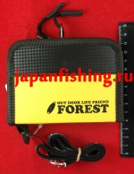 Forest-2017 12.5х9.5х4см yellow кошелёк д/блёсен