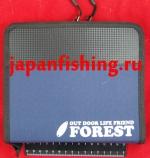 Forest-2017 21.5х18.5х4.5см blue кошелёк д/блёсен