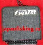 Forest-2017 21.5х18.5х4.5см jeans кошелёк д/блёсен