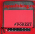 Forest-2017 21.5х18.5х4.5см red кошелёк д/блёсен