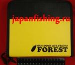 Forest-2017 21.5х18.5х4.5см yellow кошелёк д/блёсен