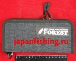 Forest-2017 21.5х9.5х4.5см jeans кошелёк д/блёсен