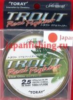 Toray Trout 2.5lb 0.138mm 100m моно
