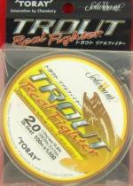 Toray Trout 2lb 0.117mm 100m моно