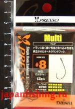 Daiwa Presso Multi BL #8 0.43mm 12шт