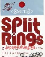 Smith #0 5kg Black 12шт. кольца