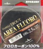 Yamatoyo Famell Trout 3lb 0.151mm 100m флюр