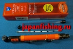 iceman Wakasagi Grip CB-2 + хлыст-сторожок 23cm оранж.карбон